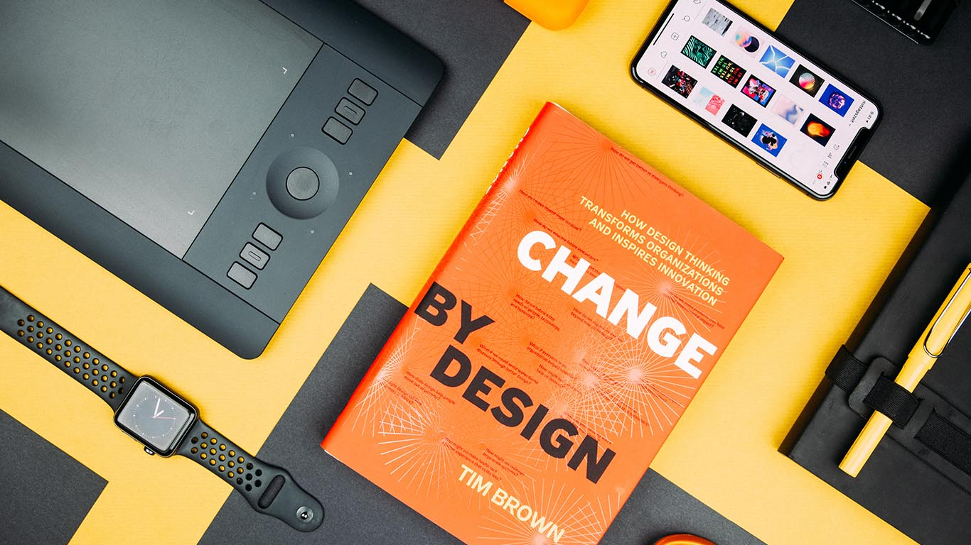 artykuły o projektowaniu, marketingu i pracy zdalnej
