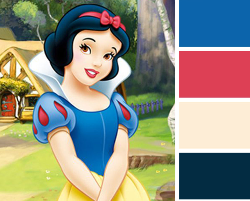 kolor dla marki - archetyp niewinny