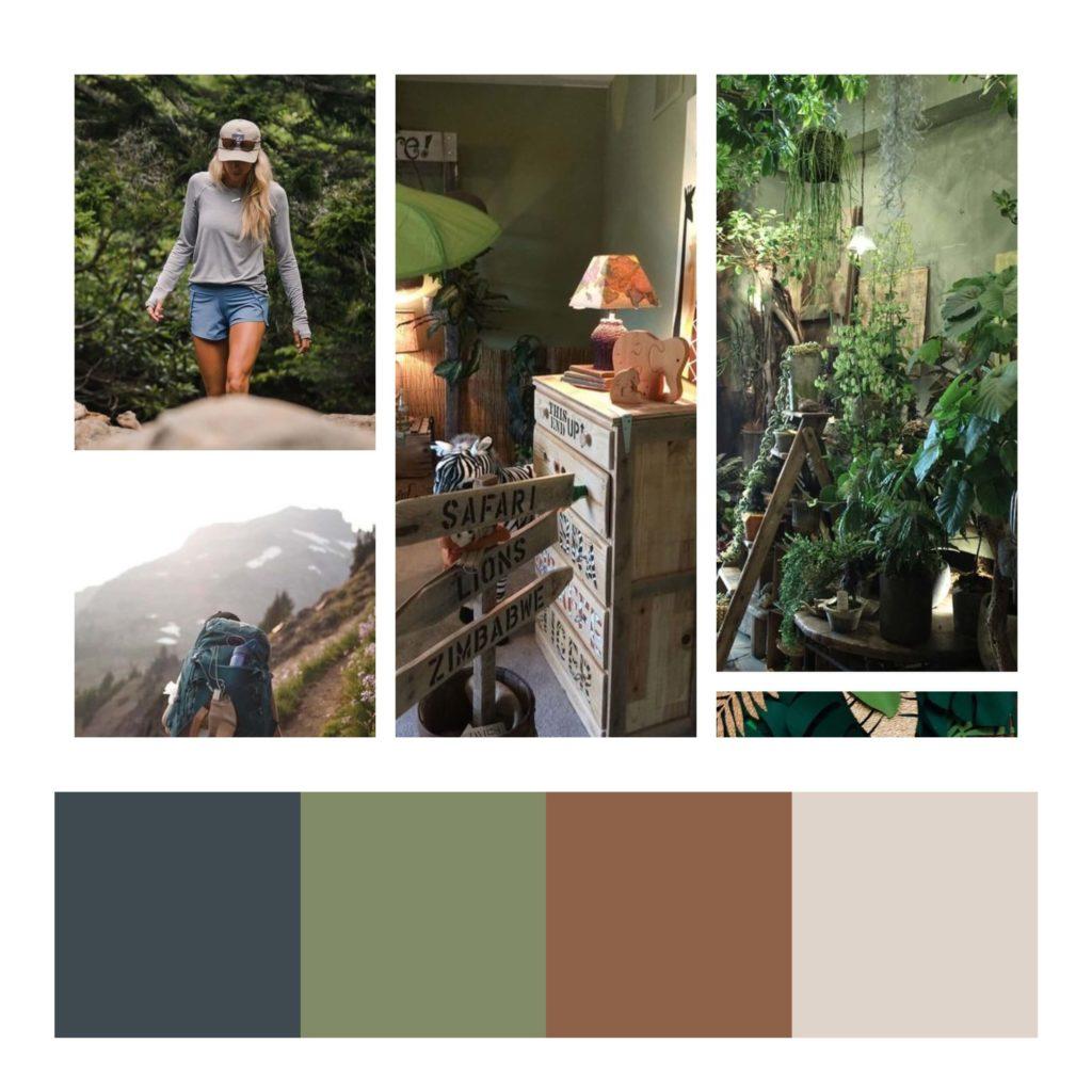 Kolor dla marki - archetyp marki odkrywca